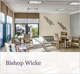 Bishop Wicke assisted living shelton ct