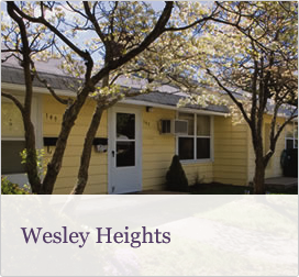 wesley heights independent living shelton ct