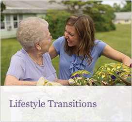 Lifestyle Transitions assisted living shelton ct